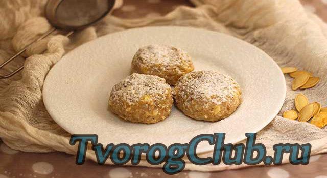 Диетическое печенье с творогом! (без муки,масла и сахара) – пошаговый рецепт с фотографиями
