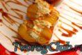 Как вкусно запечь фаршированные творогом яблоки