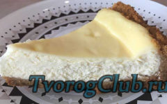 Как приготовить чизкейк из сливочного творожного сыра