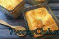 Как испечь вкусную запеканку в духовке из творога и банана?
