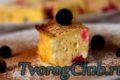 Как приготовить вкусную запеканку из творога и ягод