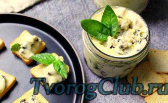 Рецепты домашнего плавленого сыра из творога