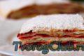 Как приготовить пирог с творожной начинкой из теста фило