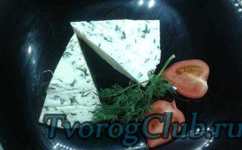 Как из молока, сметаны и творога приготовить сыр